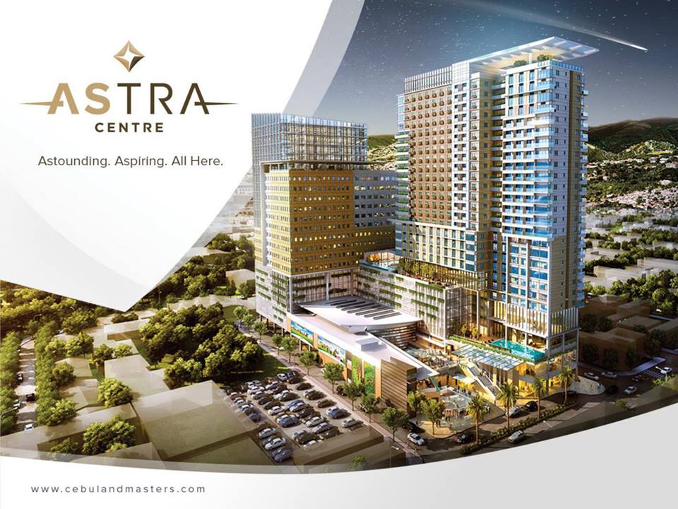 Astra Centre Cebu | 1 bedroom unit
