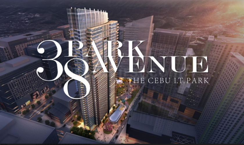 38 Park Avenue | Condo in Cebu I.T Park