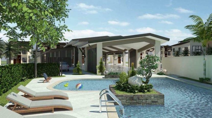 Single Detached house in Talisay - Serenis South