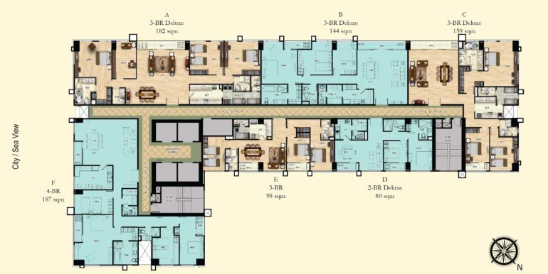 Marco Polo Park View Floor Plan 8x10 new