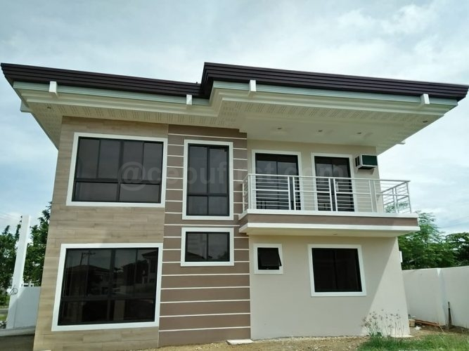 Brandnew house for rent in Mactan Tropics