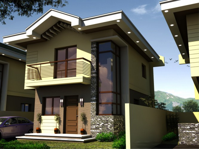 Single Attached and Duplex House