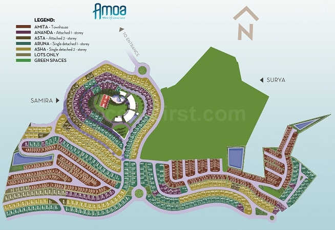 Amoa Subdivision | Lot only