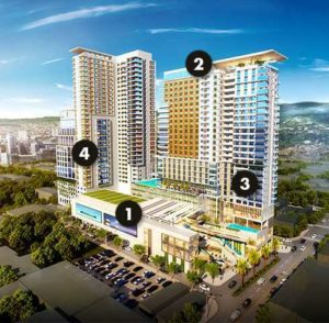 Astra Centre Cebu is a 4 in 1 Mix used Development