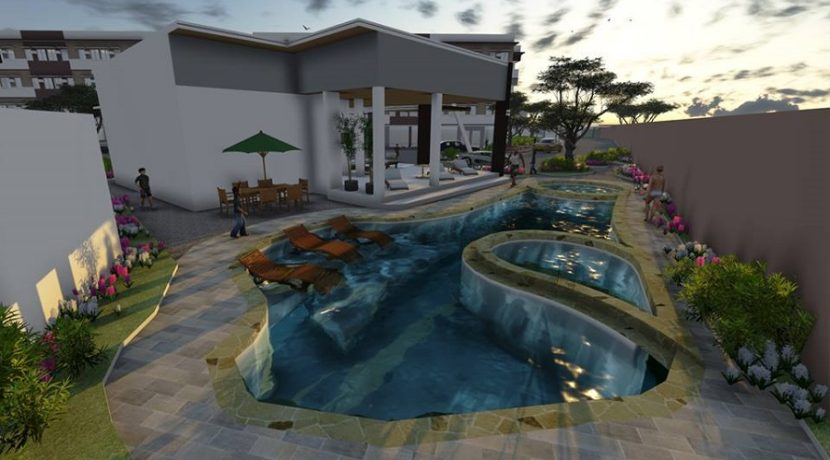 LAC Perspective Swimming Pool