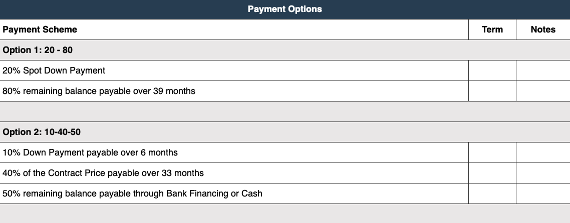 Solinea Price list as of 2020