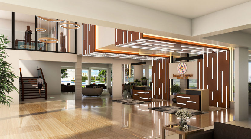 Clubhouse-Lobby