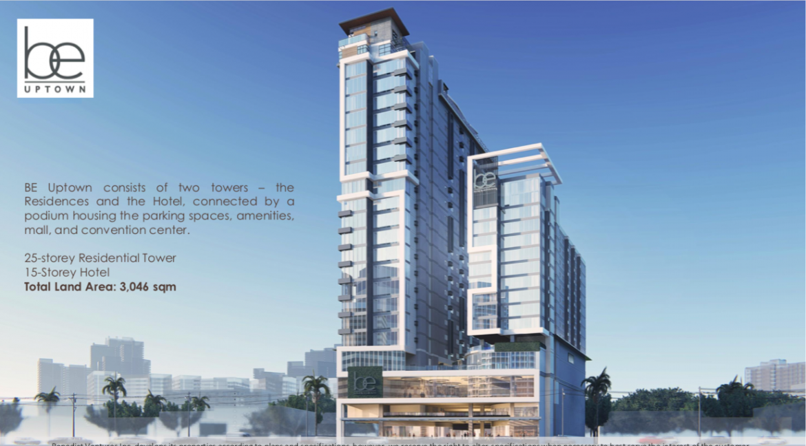 Be Residences uptown